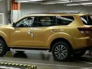 56 New 2019 Nissan Terra Picture