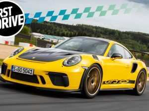 56 New 2019 Porsche 911 Gt3 Rs Research New