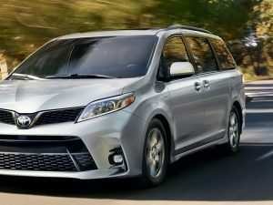 56 New 2019 Toyota Odyssey Review and Release date