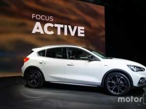 56 New 2020 Ford Focus Active Model