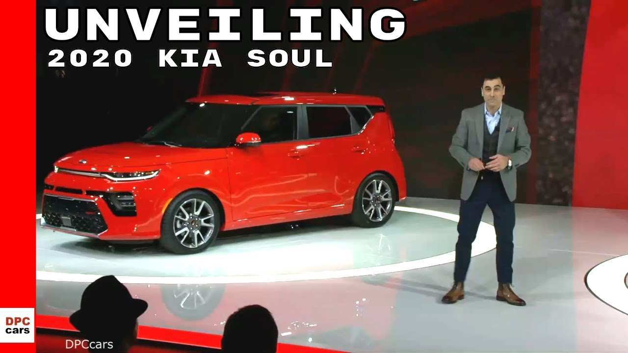 56 New 2020 Kia Soul Youtube Specs And Review