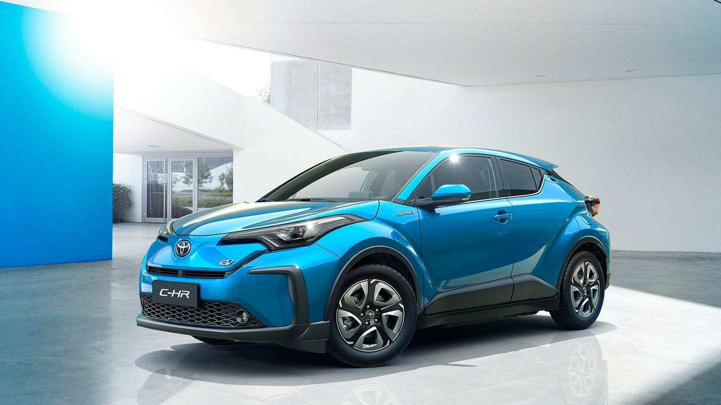 56 New 2020 Toyota Electric Car Price And Release Date