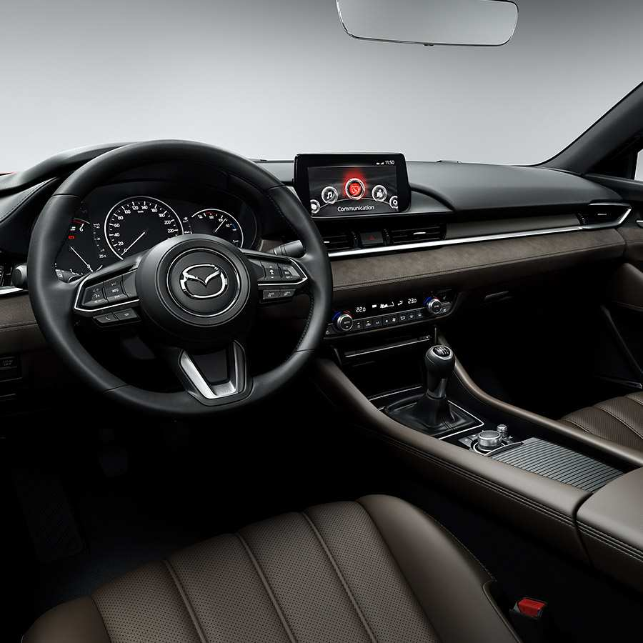 56 New Mazda 6 2020 6 Zylinder Pictures