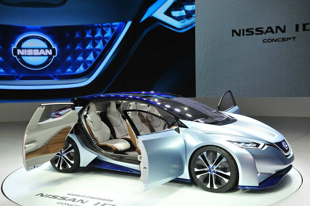 56 New Nissan Ids 2020 Ratings