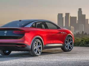 56 New Volkswagen Electric Suv 2020 History