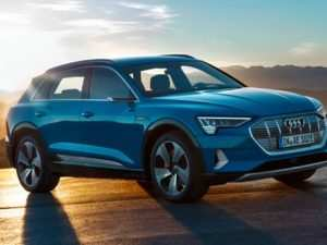 56 The 2019 Audi E Tron Quattro Redesign and Review