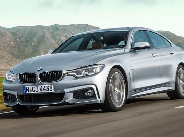 56 The 2019 Bmw 4 Series Gran Coupe Ratings
