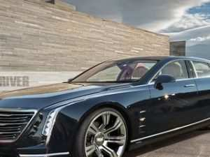 56 The 2019 Cadillac Flagship Redesign and Concept