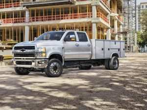 56 The 2019 Chevrolet Heavy Duty Trucks Performance and New Engine