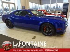 56 The 2019 Chrysler Hellcat Release Date