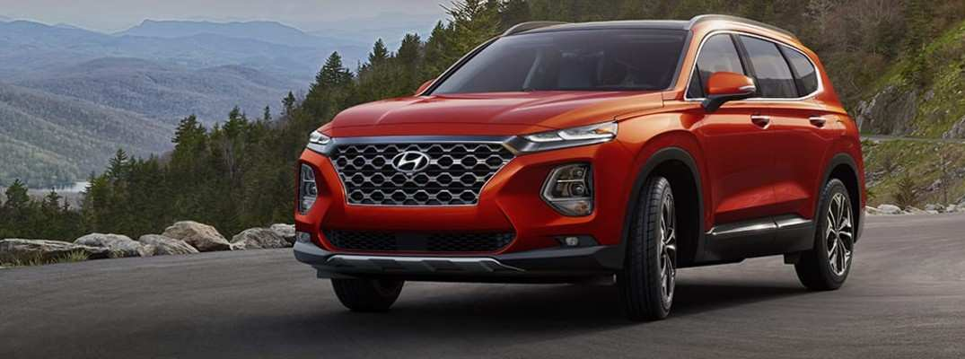 56 The 2019 Hyundai Santa Fe Engine Research New
