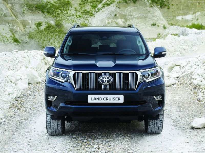 56 The 2019 Toyota Land Cruiser Redesign Review