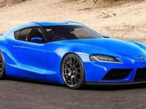 56 The 2019 Toyota Supra Pictures