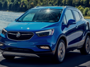 56 The 2020 Buick Encore Colors Ratings