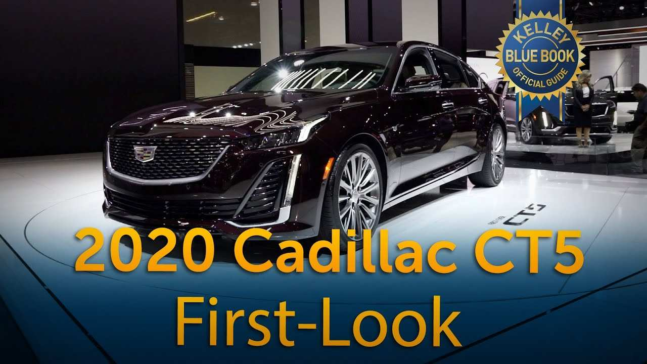 56 The 2020 Cadillac Ct5 Price New Model And Performance