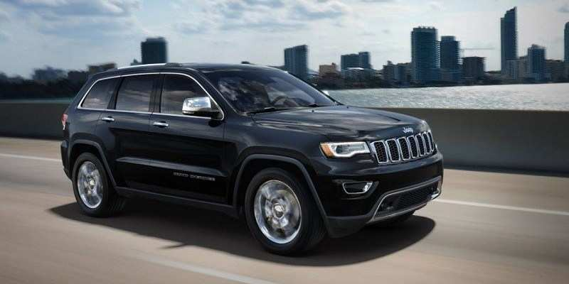 56 The 2020 Jeep Grand Cherokee Spy Photos Images