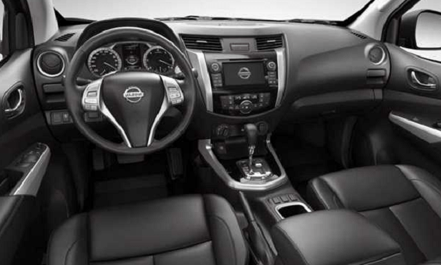 56 The 2020 Nissan Frontier Interior Redesign