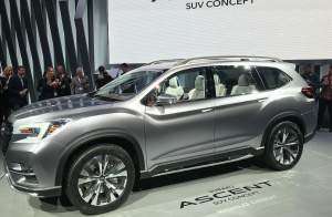 56 The 2020 Subaru Ascent Images