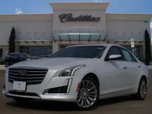 56 The Best 2019 Cadillac Sedan Exterior