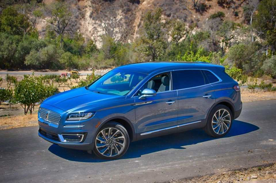 56 The Best 2019 Ford Nautilus New Review