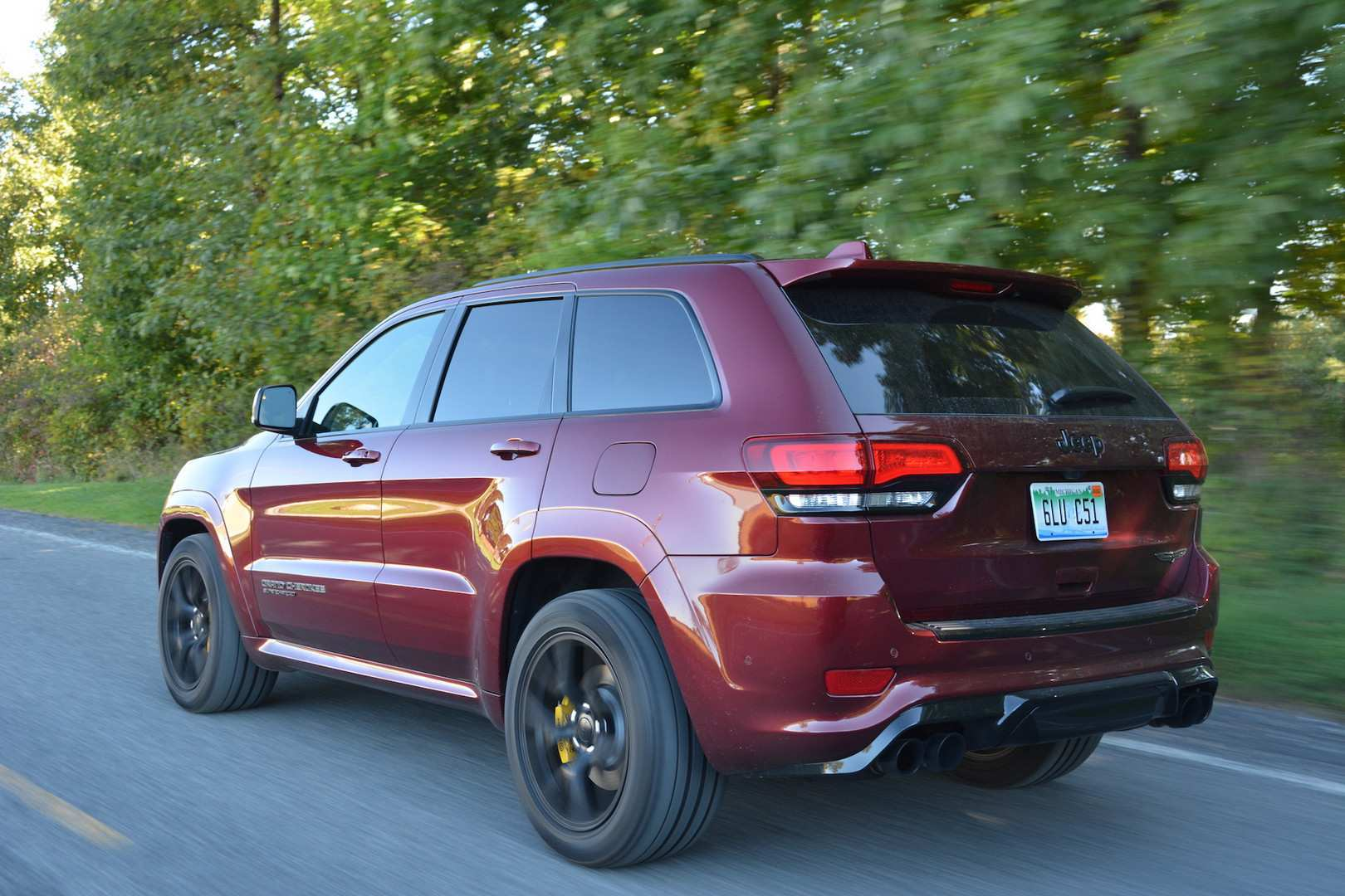 56 The Best 2019 Jeep Trackhawk New Model And Performance