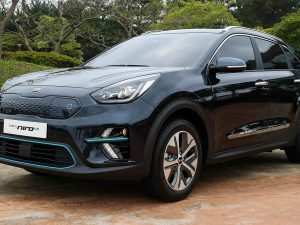 56 The Best 2019 Kia Redesign Spy Shoot