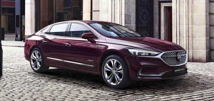 56 The Best 2020 Buick Lacrosse Refresh Configurations