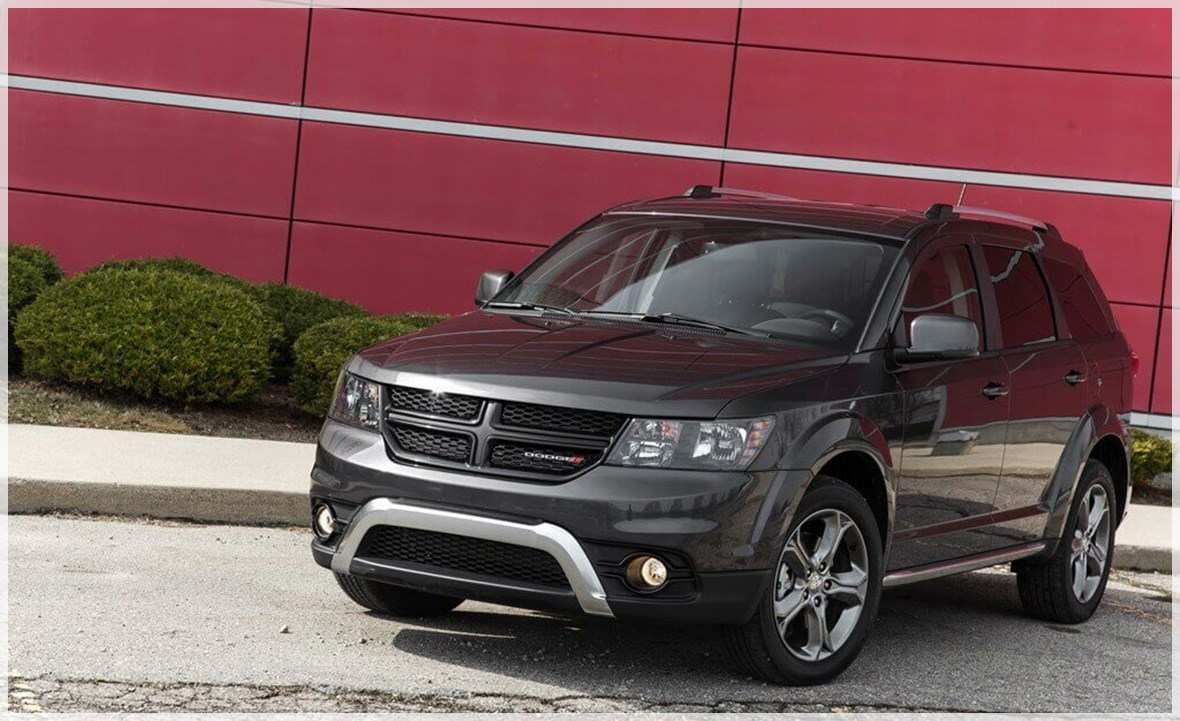 56 The Best 2020 Dodge Journey Concept Release Date