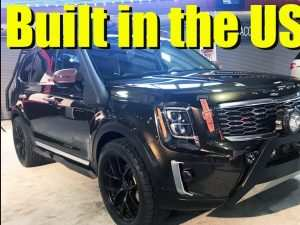 56 The Best 2020 Kia Telluride Interior Colors Engine