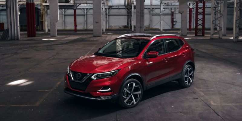 56 The Best 2020 Nissan Rogue Sport Release