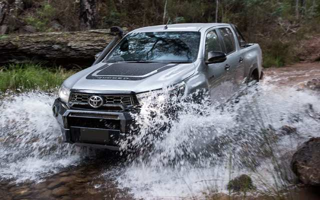 56 The Best 2020 Toyota Hilux Review