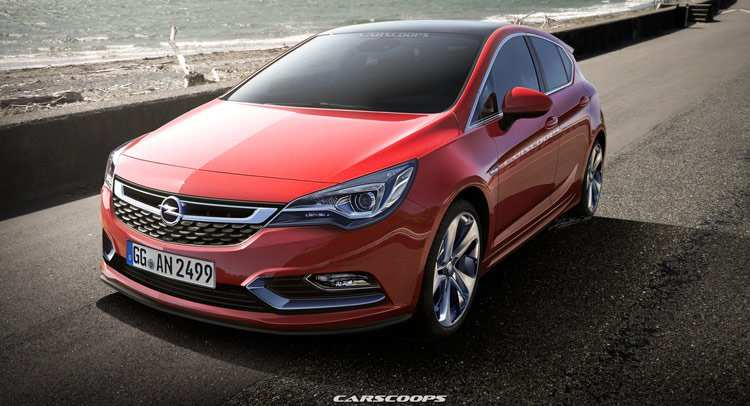 56 The Best Future Opel Astra 2020 Concept And Review