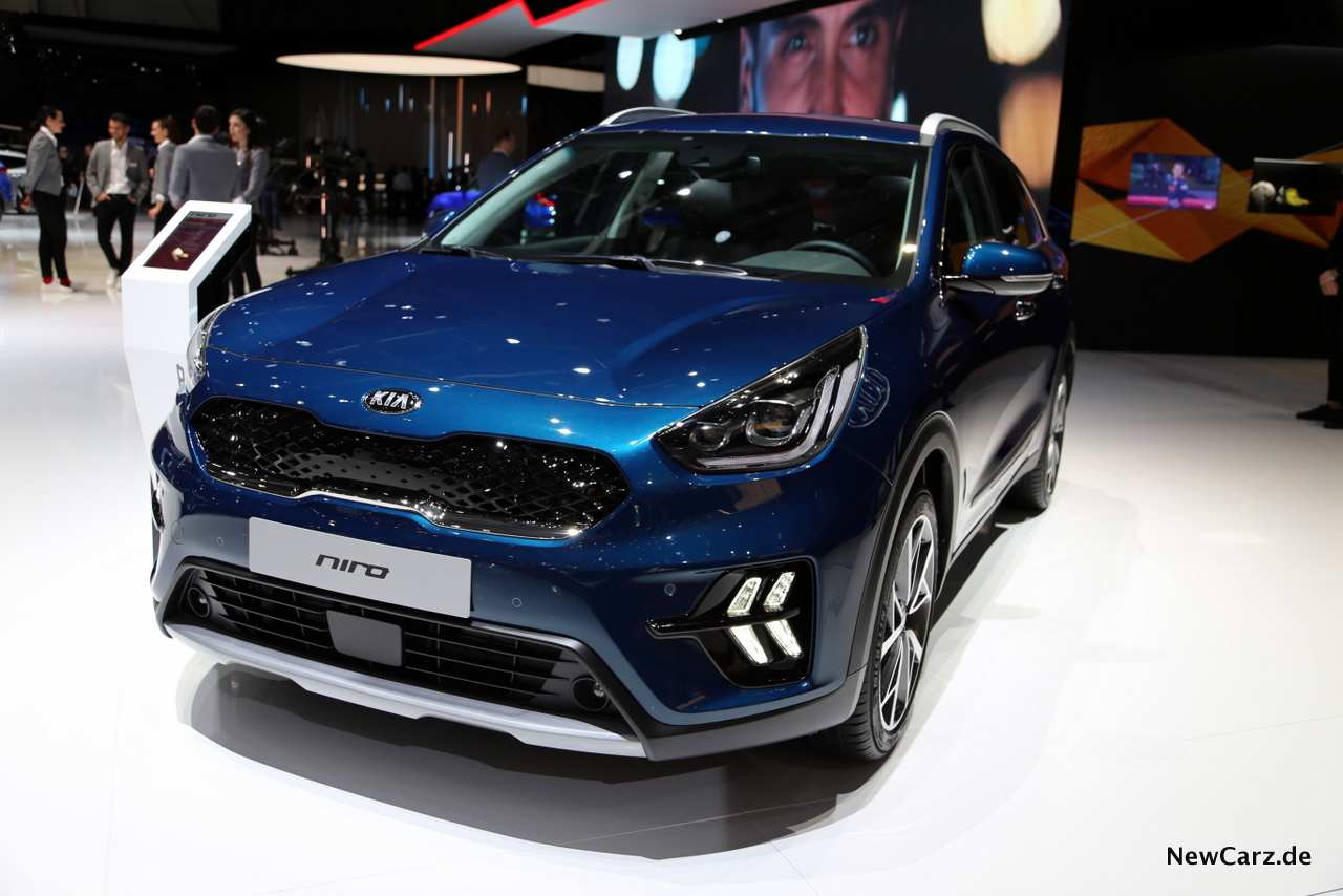 56 The Best Kia 2019 Niro Performance And New Engine