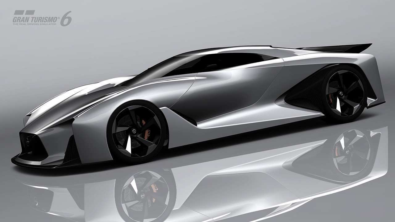 56 The Best Nissan 2020 Vision Gt History
