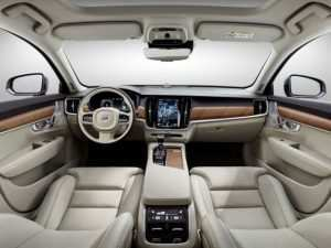 56 The Best Volvo Xc90 2019 Interior Release