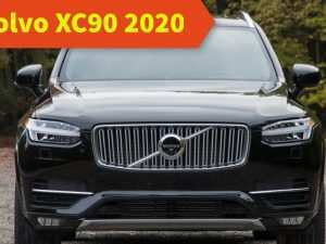 56 The Best Volvo Xc90 2020 Youtube Concept