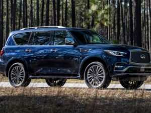 56 The Infiniti Qx80 New Model 2020 Price Design and Review