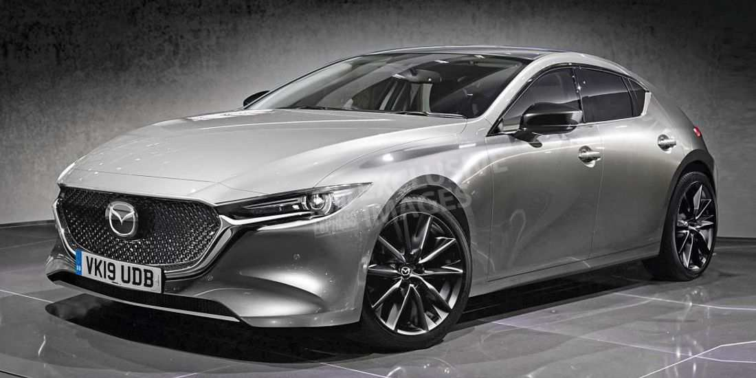 56 The Mazda New Cars 2020 Review And Release Date