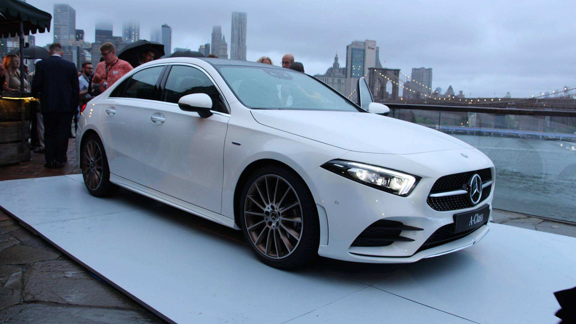 56 The Mercedes 2019 A Class Review And Release Date