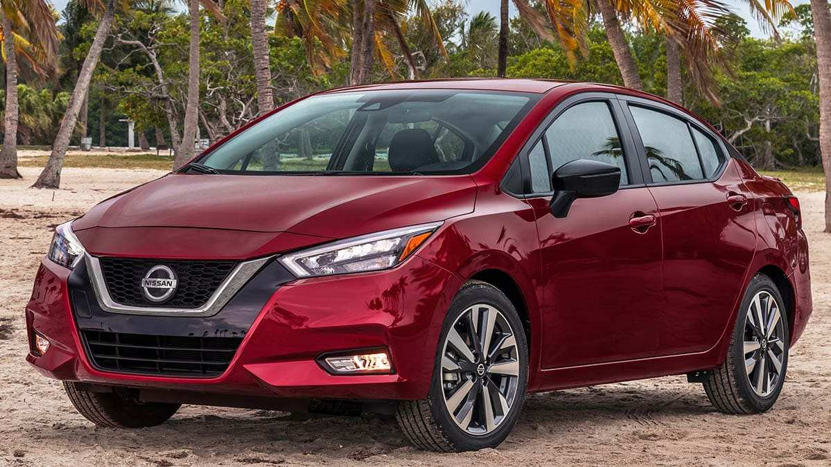 56 The Nissan Versa 2020 Release Date Reviews