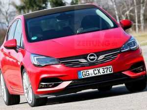 56 The Opel Astra 2020 Facelift Release