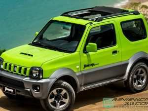 56 The Suzuki Jimny 2019 Model Concept and Review