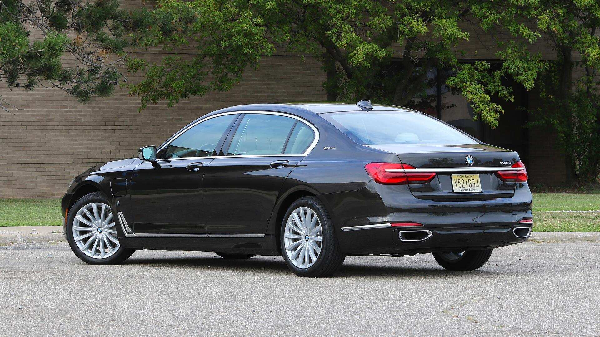 57 A 2019 Bmw 7 Series Changes Redesign And Review