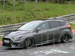 57 A 2019 Ford Focus Rs500 Configurations