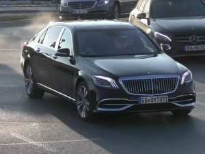 57 A 2019 Mercedes Maybach S650 Research New