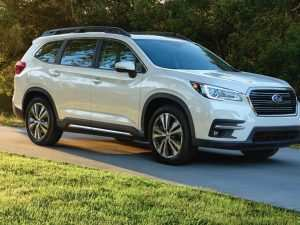 57 A 2019 Subaru Price Redesign and Concept
