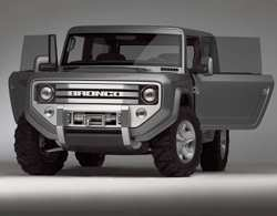 57 A 2020 Ford Bronco Vs Jeep Wrangler Model