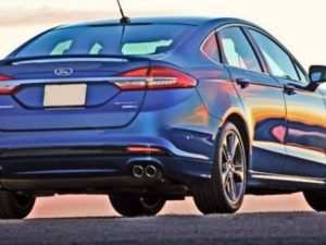 57 A 2020 Ford Fusion Redesign History