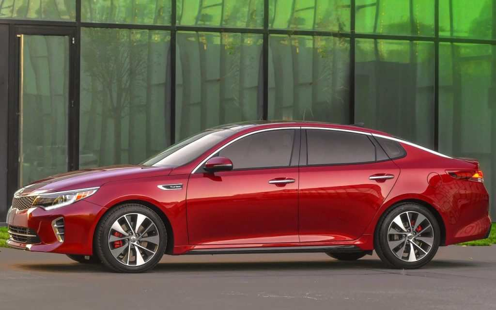 57 A 2020 Kia Optima Redesign Redesign and Concept