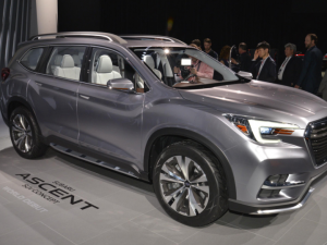 57 A 2020 Subaru Ascent Release Date Images